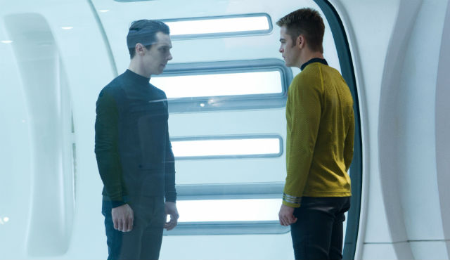 Star Trek Into Darkness was the most recent of the JJ Abrams movies.
