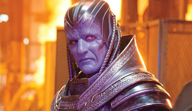 The last entry on our Oscar Isaac movies spotlight is his turn as the title villain in next year's X-Men: Apocalypse.