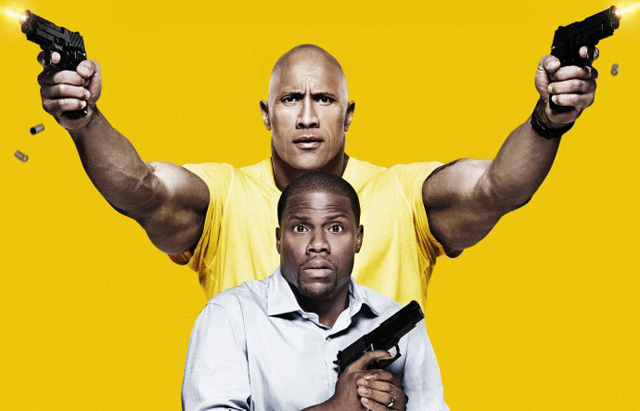 Check out Dwayne Johnson and Kevin Hart in the Central Intelligence trailer!.