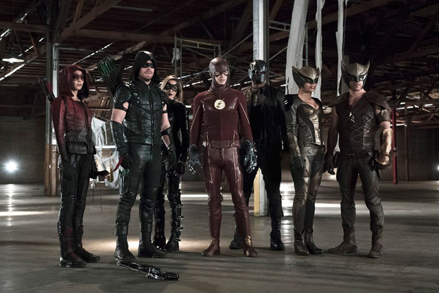 Go Inside The Flash Crossover Episode, Legends of Today
