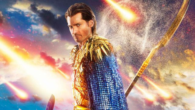 Gods of Egypt Posters Debut for the 2016 Release.
