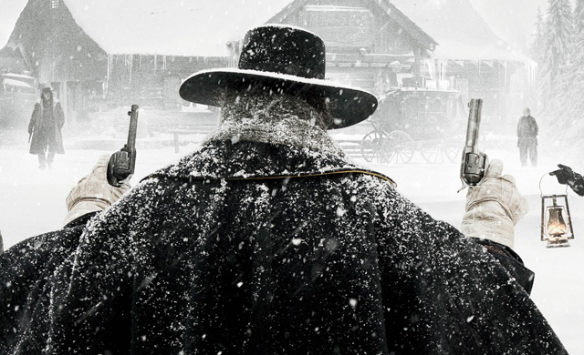 New Hateful Eight Poster is Locked and Loaded.