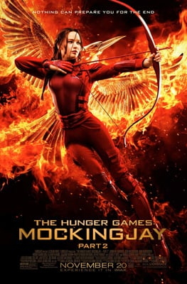 The Hunger Games: Mockingjay - Part 2 Review