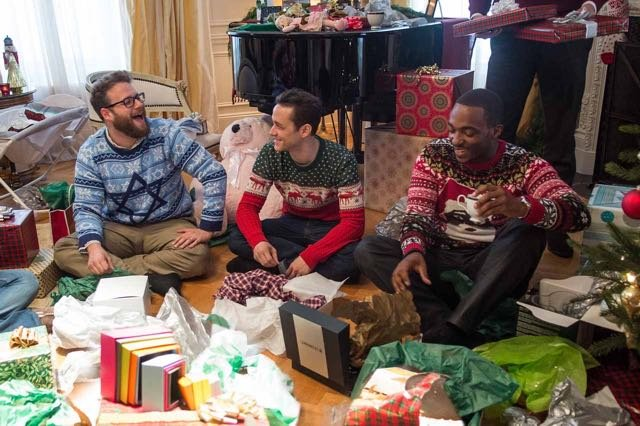 The Night Before director Jonathan Levine talks to ComingSoon.net about making the holiday comedy