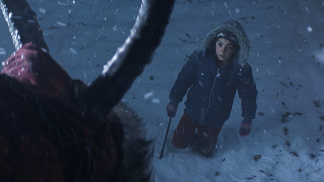 You Better Watch Out for the New Krampus Poster