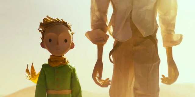 The Little Prince Trailer Video: Little Prince Trailer: Watch It At ComingSoon.net