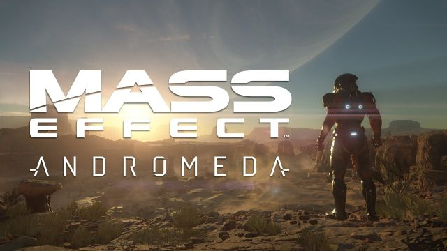 Geth a Load of This Leaked Mass Effect: Andromeda Gameplay