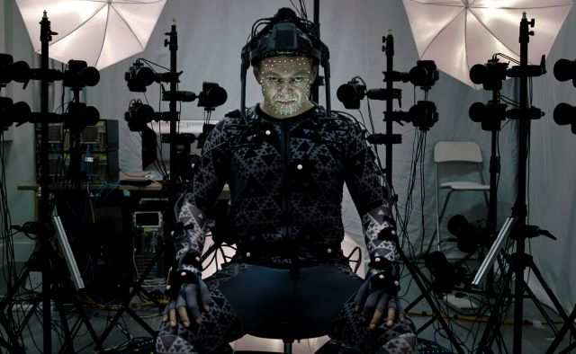 Andy Serkis Talks Supreme Leader Snoke in Star Wars: The Force Awakens.