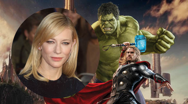 Is Cate Blanchett Heading to the Marvel Cinematic Universe?