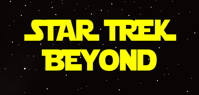 The Star Trek Beyond trailer is set to arrive with The Force Awakens.