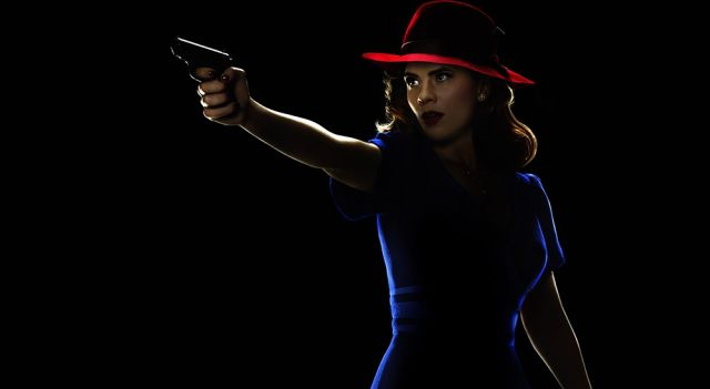 Peggy Goes Undercover for The Atomic Job in Marvel's Agent Carter Photos.