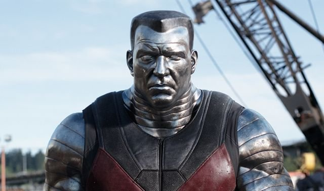 One Deadpool character familiar to X-Men fans is Colossus.