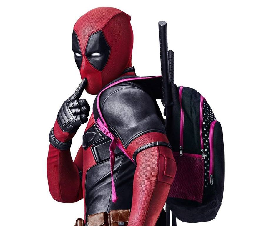 International Deadpool Poster Highlights the Merc with a Mouth