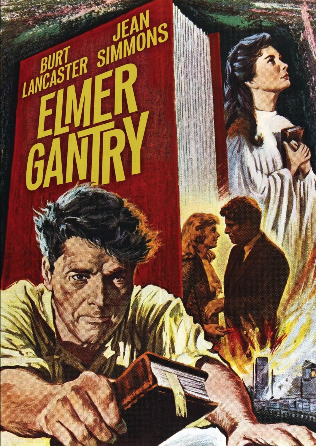 Image result for elmer gantry movie