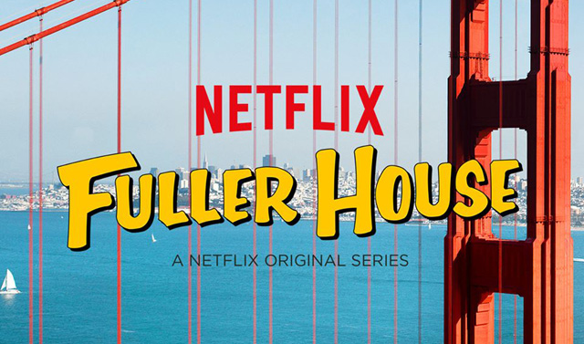Netflix Releases the First Fuller House Photos
