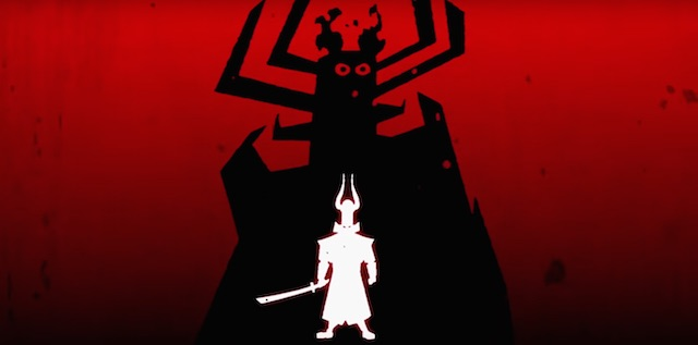 Samurai Jack is returning to Cartoon Network in 2016!