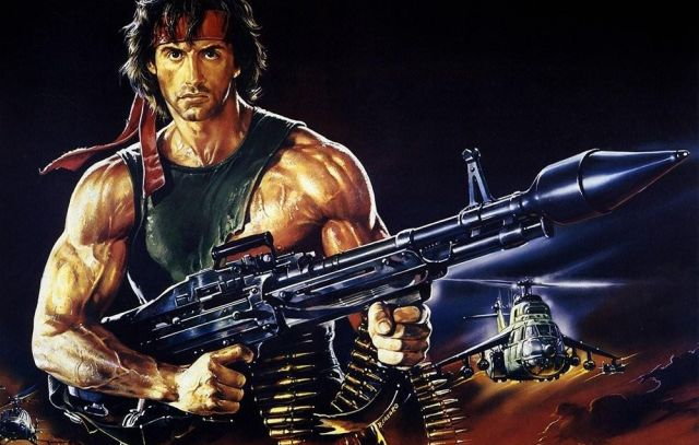Rambo: New Blood TV Series will feature Sylvester Stallone in the title role again.