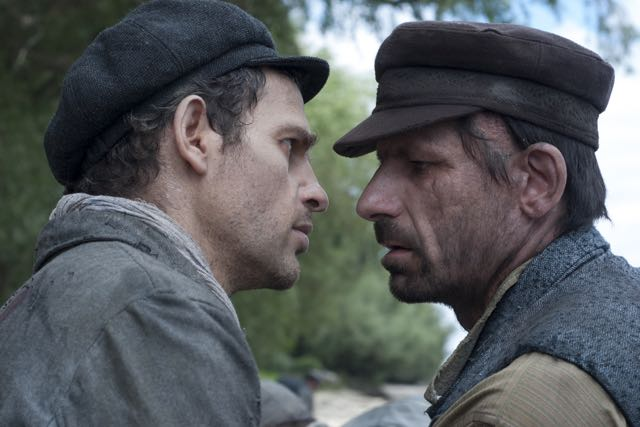 Interview: Son of Saul Director László Nemes and Géza Röhrig on the Unique Vision of Auschwitz.