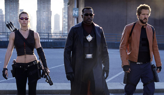 Blade Trinity is just one of the comic book films on our list of Ryan Reynolds movies.