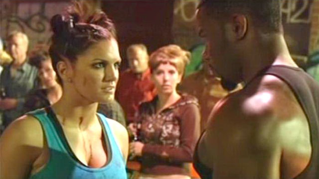 Blood and Bone is another of the early Gina Carano movies.