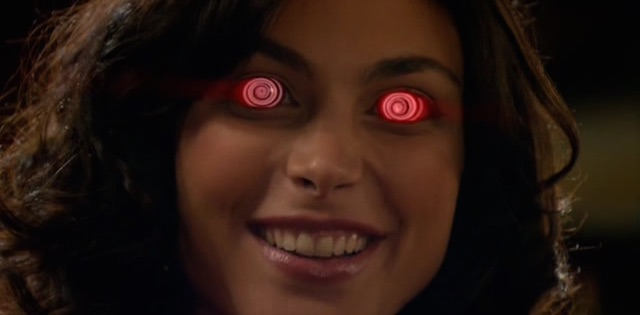 "Morena Baccarin's turn as ""Crazy Eyes"" on How I Met Your Mother marks another important entry on this Morena Baccarin movies and TV list."