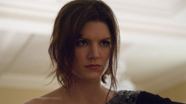 Take a look back at all the different Gina Carano movies.