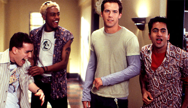 Van Wilder is another important early entry on our list of Ryan Reynolds movies and tv shows.