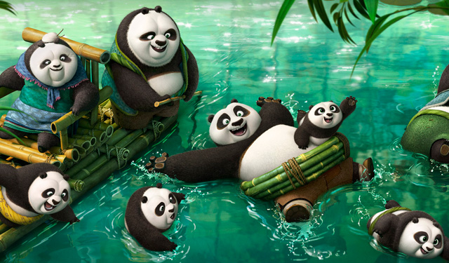 Kung Fu Panda 3 Tops Box Office a Second Weekend, Star Wars Crosses $2 Billion.