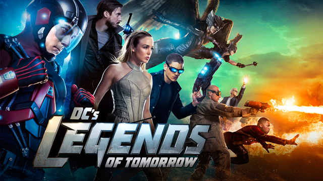 Go Inside the First Episode of DC's Legends of Tomorrow.