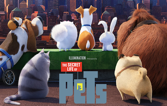 New Secret Life of Pets Trailer: You'll Never Look at Your Animal the Same Way.