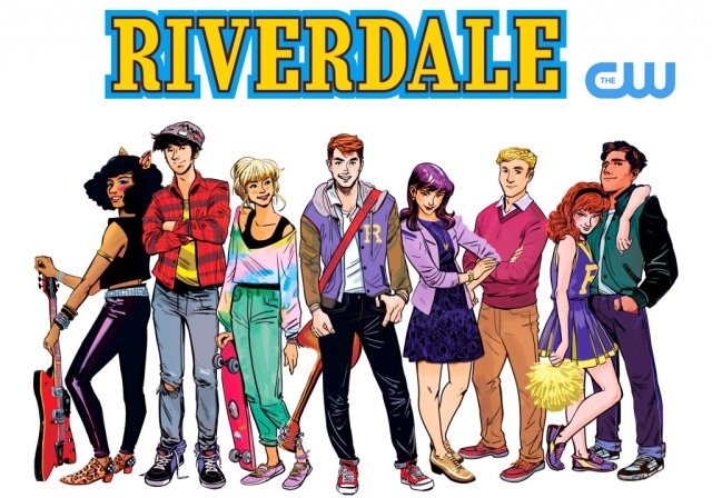 The CW Orders 6 Pilots, Including the Archie-Inspired Riverdale.