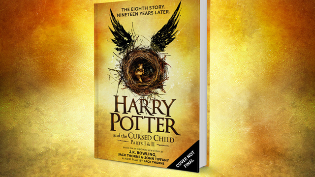 Harry Potter and the Cursed Child Script Book Announced