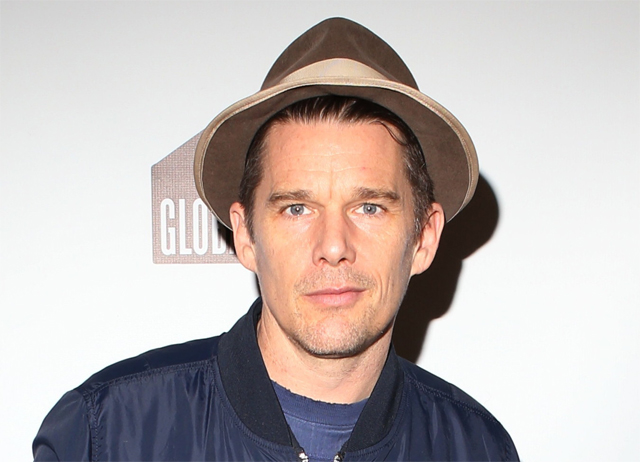 Ethan Hawke Will Headline Undead Assassin Thriller 24 Hours to Live