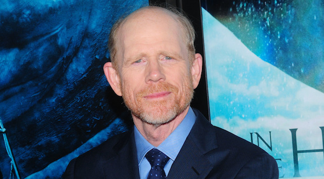 Ron Howard will direct the long gestating Pinocchio movie.
