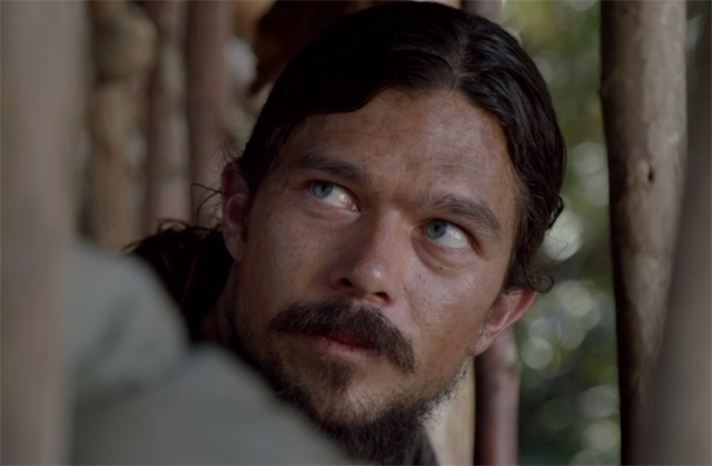 Exclusive Black Sails Clip with Luke Arnold and Tom Hopper.