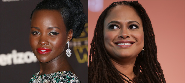 Ava DuVernay and Lupita Nyong'o may team for the Amblin sci-fi feature Intelligent Life.