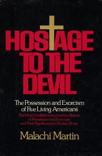 Penchant Picks Up Rights to Exorcism Book Hostage to the Devil