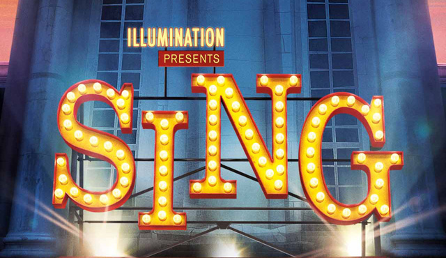 Watch Five Animal Audition Clips from Animated Movie Sing.