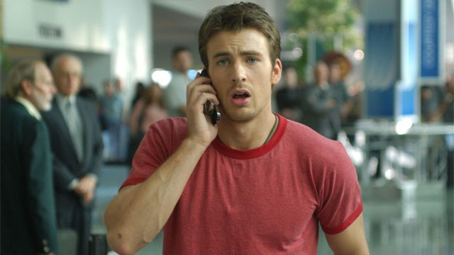 Cellular is the next entry on our Chris Evans movies list.