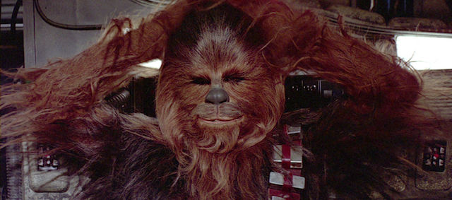 Joonas Suotamo, the new Chewbacca, tweets a lovely message to Star Wars fans