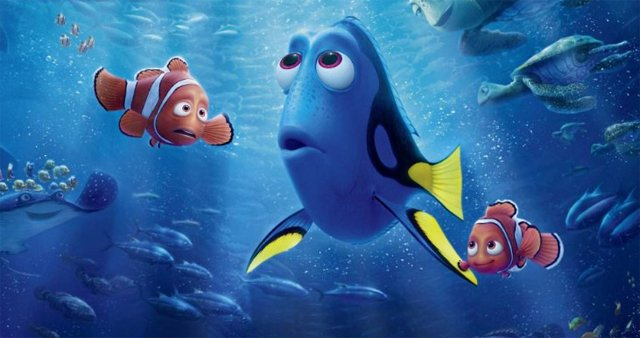 Http Www Comingsoon Net Movies News 665363 Finding Dory International Poster Reunites An Iconic Trio