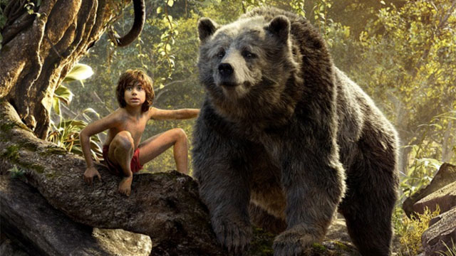 There have been quite a few Jungle Book movies.