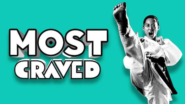 Zoe Bell stops by the studio on the latest episode of Most Craved.