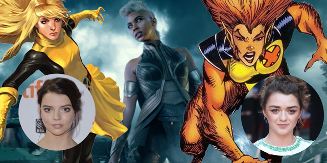 Meet the New Mutants cast!