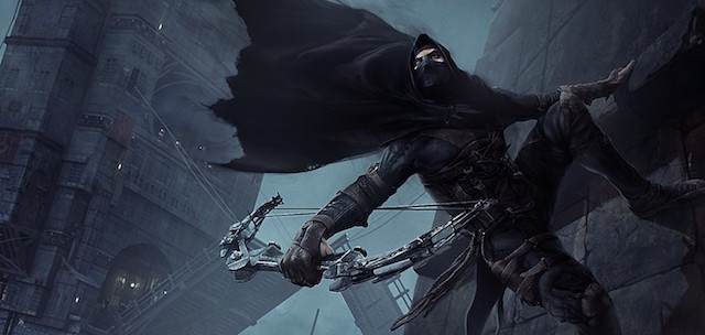 A Thief movie, based on the Square Enix video game series, in the works.