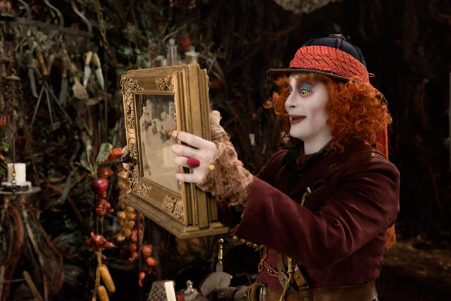 The New Alice Through the Looking Glass Trailer!