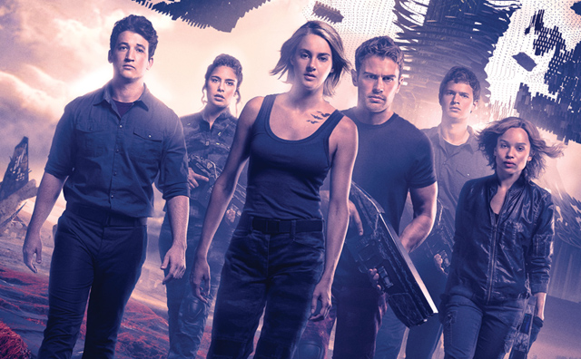CS sits down with the Allegiant cast.