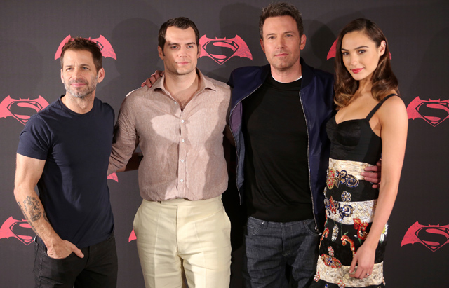 Batman v Superman: Dawn of Justice Mexico Premiere Photos