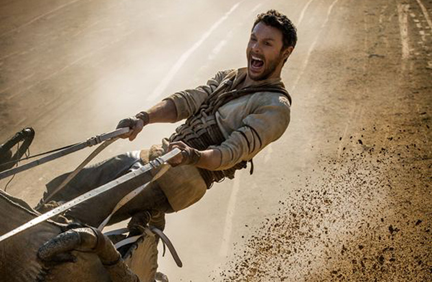 Ben-Hur Trailer: Jack Huston Drives a Chariot to Victory
