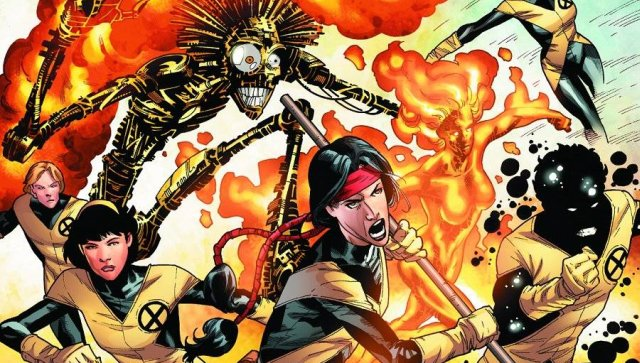 Filming Gets Underway on X-Men: New Mutants